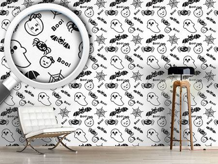 Pattern Wallpaper Witching Hour