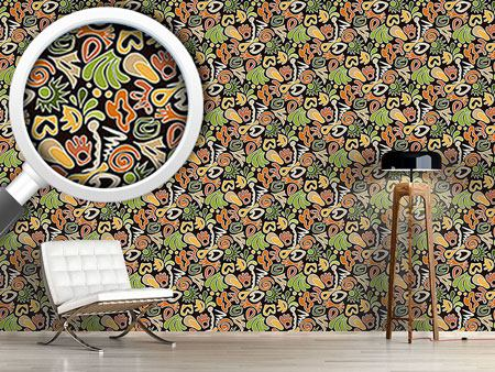 Pattern Wallpaper Meetingpoint For Shapes