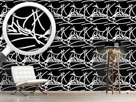 Pattern Wallpaper Spirited And Abstract