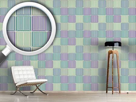 Pattern Wallpaper Container Del Mar