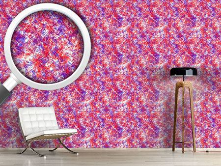 Pattern Wallpaper Illusion Of Elegance