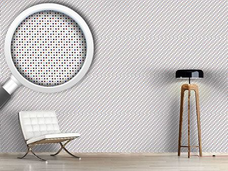 Pattern Wallpaper Etoiles Francaises