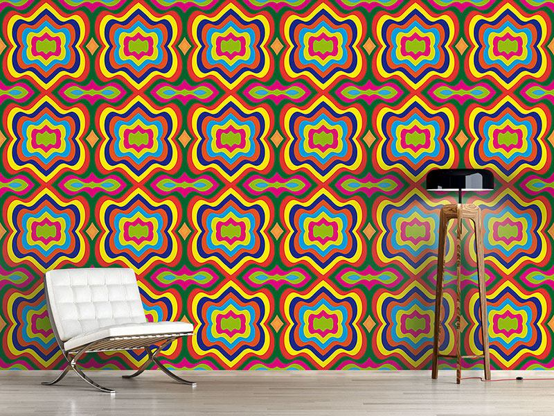 Pattern Wallpaper The Power Of Color