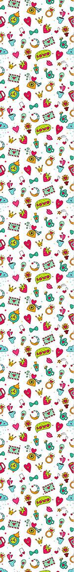 Pattern Wallpaper Sweet Little Things Of Love