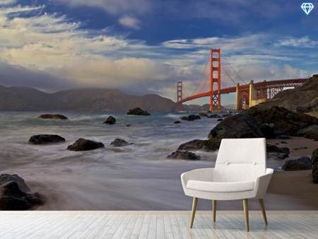 Photo Wallpaper Golden Gate Bridge