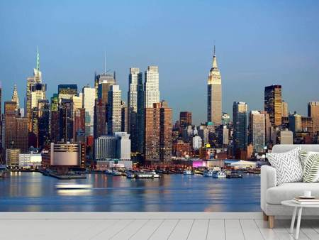 Photo Wallpaper Skyline Midtown Manhattan