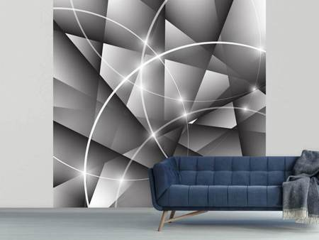 Photo Wallpaper Geometry