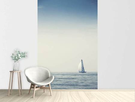 Photo Wallpaper Sailboat