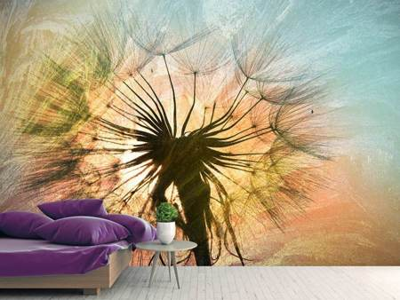 Photo Wallpaper XXL Dandelion