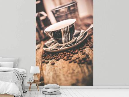 Photo Wallpaper The Cup Of Coffee