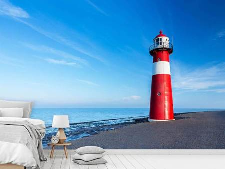 Photo Wallpaper The Lighthouse