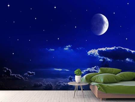 Photo Wallpaper The Night Sky