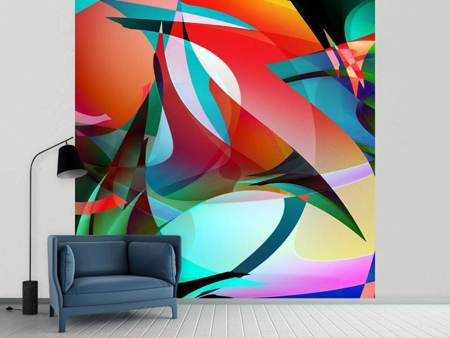 Photo Wallpaper Paint